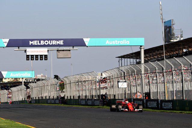 Formula 1, Gp Australia 2018: tre zone DRS a Melbourne