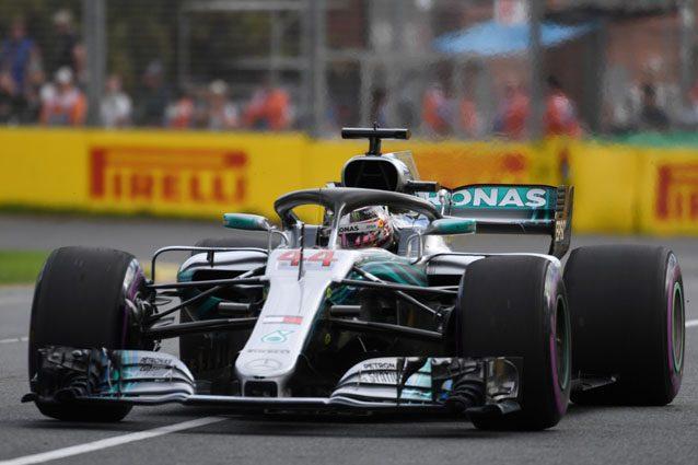 Comanda sempre Hamilton: l'inglese in testa nelle prove libere