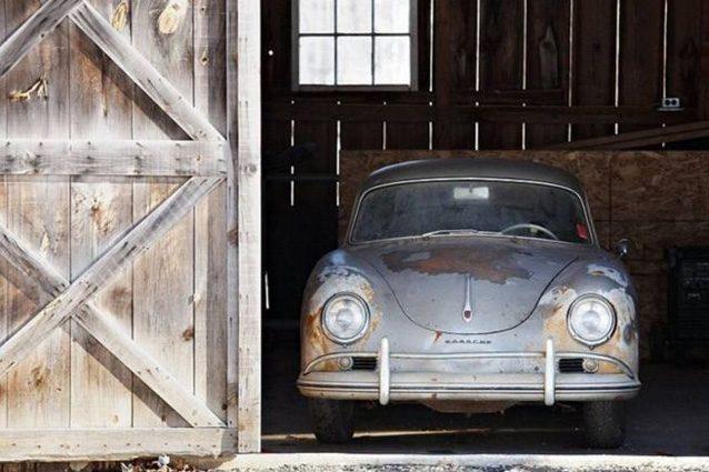 La Porsche 356 A 1500 GS Carrera Coupé del 1957 – Foto Gooding&Company
