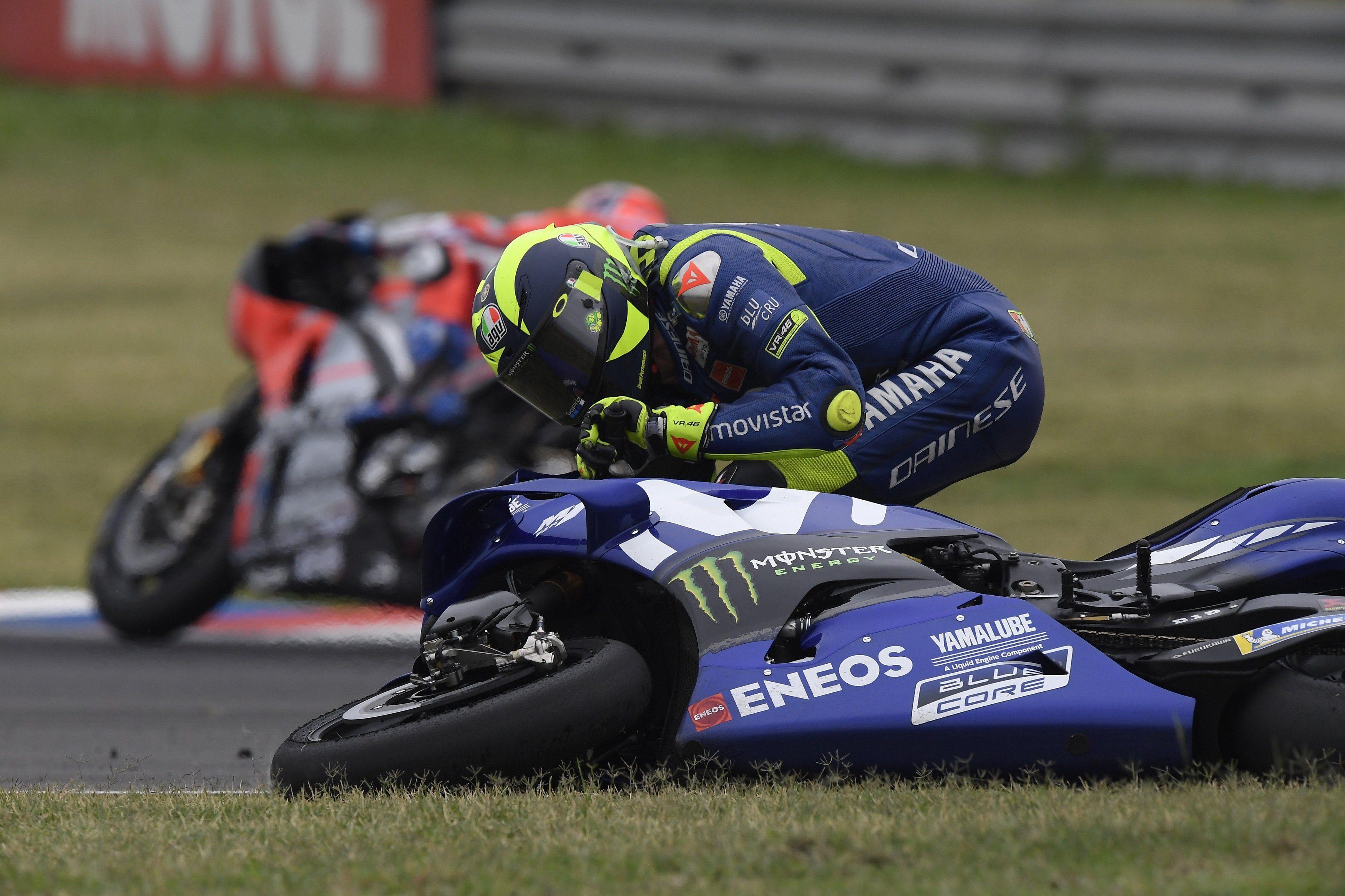 MotoGP, la Yamaha non presenta nessun reclamo ufficiale