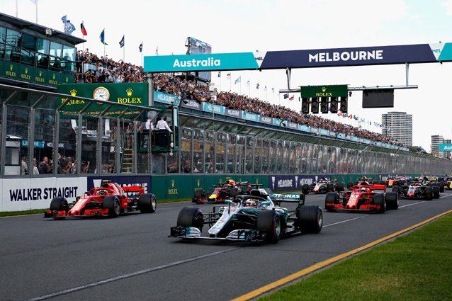 Formula 1, pubblicata la prima bozza del calendario 2019