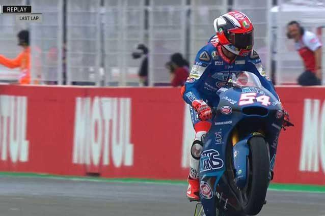 Moto2, Pasini detta legge: splendida vittoria in Argentina
