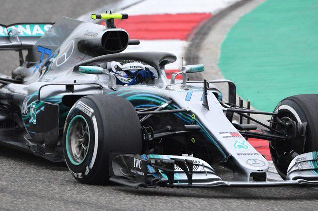 F1: Azerbaigian, Fp2 a Ricciardo