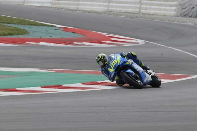 Andrea Iannone / Circuit of Cataunya