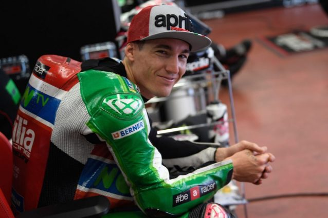 Aleix Espargaro / Aprilia Gresini Racing