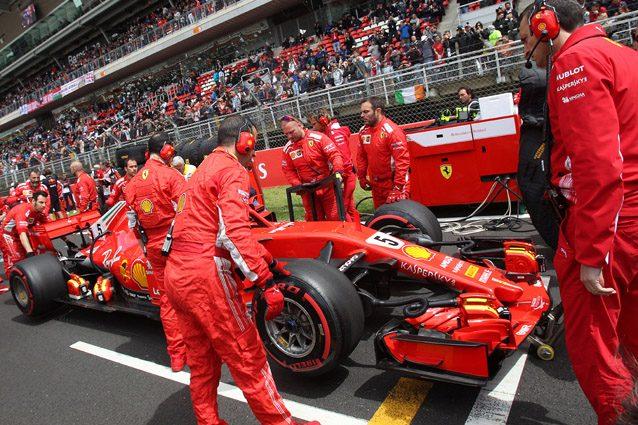 Auto, F1, motori, turismo, stili di vita Simone Resta lascia la Ferrari