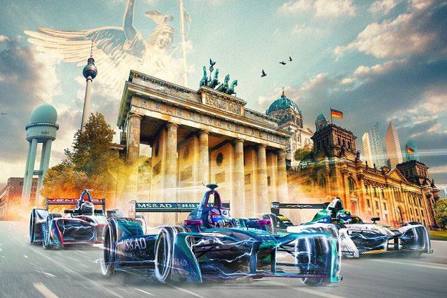 La Formula E sbarca a Berlino – Twitter