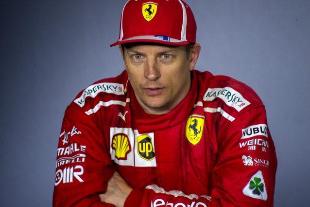Kimi Raikkonen – Sito Media Ferrari