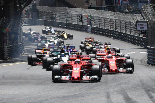 F1: subito Red Bull a Monaco, brilla Ricciardo