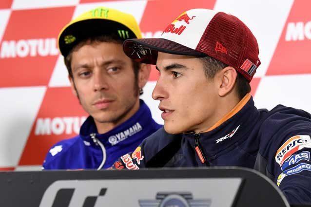 MotoGP Brno, Marquez: