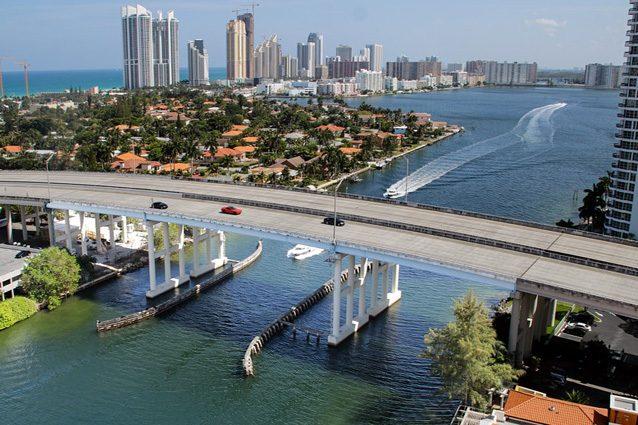 La città di Miami