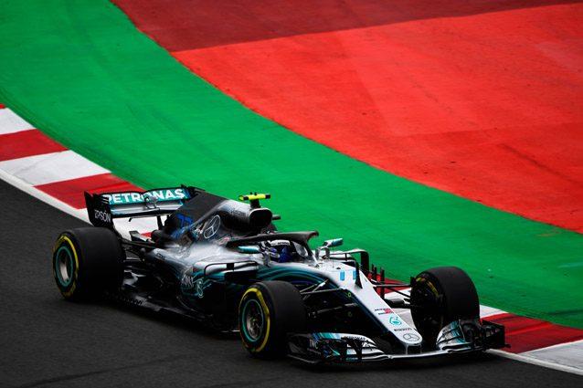 F1 Test Barcellona 2018: è Bottas il più veloce nel Day 2