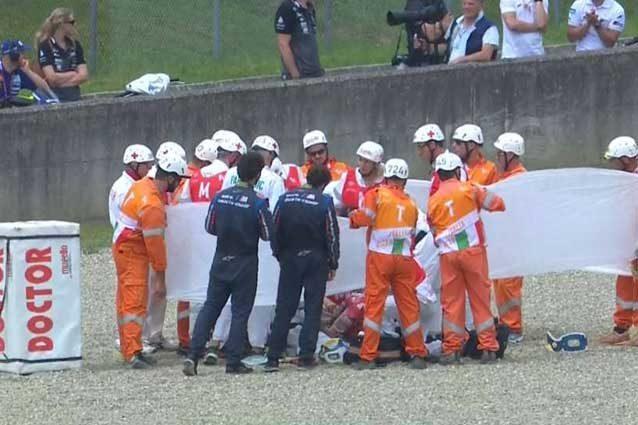 MotoGp, Valentino show al Mugello: pole e record della pista