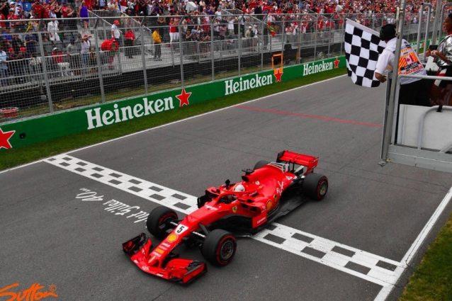 Formula 1, GP Canada: errore della modella Winnie Harlow. Sventola la bandiera a scacchi, ma manca un giro