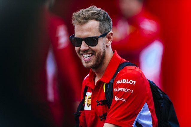 Sebastian Vettel – Sito Media Ferrari
