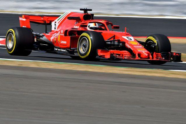 Formula 1, tutti in piedi per Vettel! Hamilton e Raikkonen sul podio