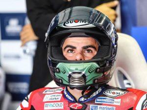 Moto2, perché Romano Fenati può tornare a correre già in Giappone