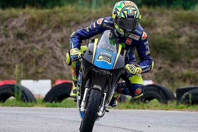 Moto Gp Yamaha, Rossi: