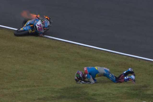 Giappone, Bagnaia centra pole in Moto2