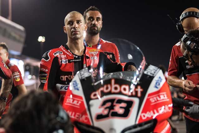 Marco Melandri, 36 anni / Aruba.it Ducati Racing