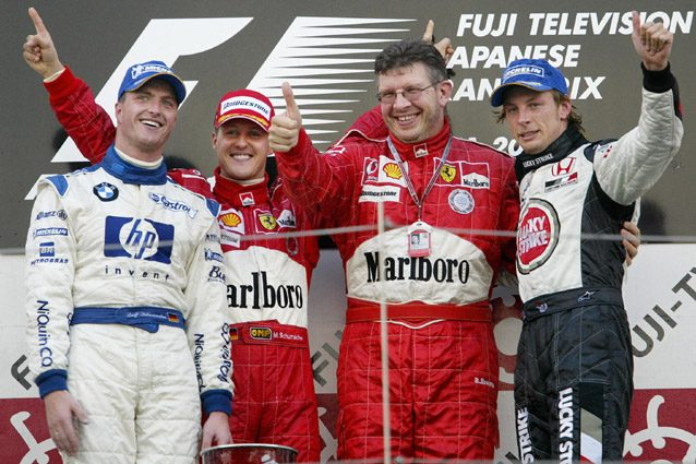 F1: Hamilton trionfo a Suzuka, sesta la Ferrari di Vettel
