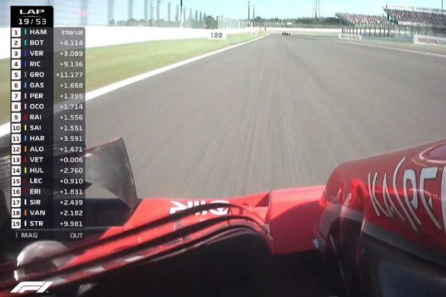 F1: Giappone, vince Hamilton, Vettel 6/o - Ultima Ora