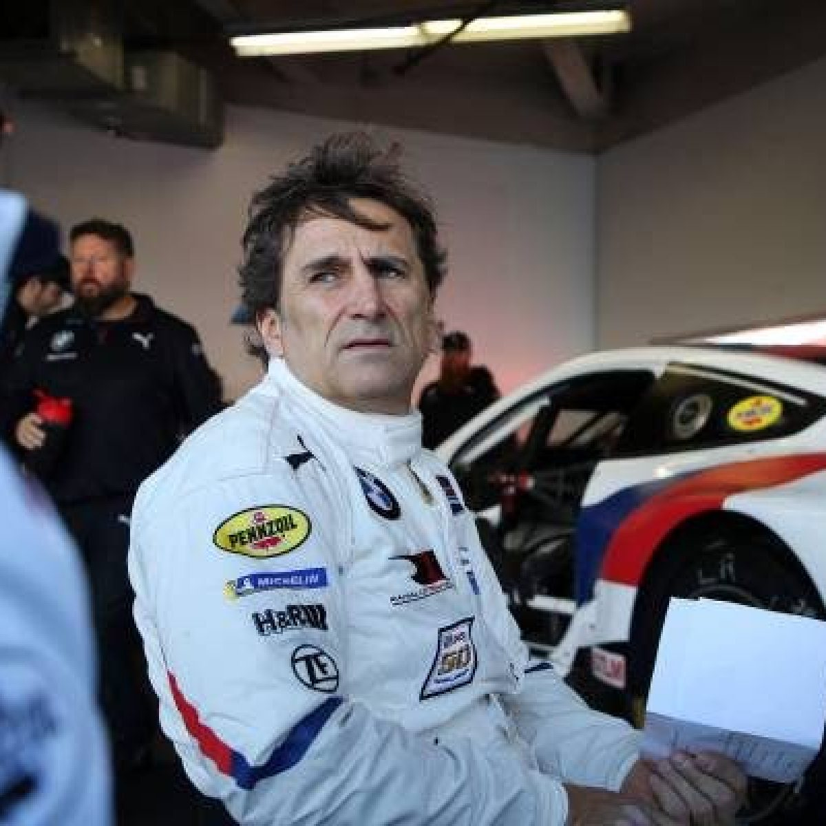 Zanardi: L'incidente di Hubert così simile al mio