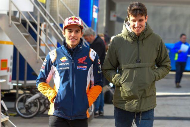 MotoGP 2020, ufficiale: Marc Marquez e suo fratello Alex svelano la nuova ...