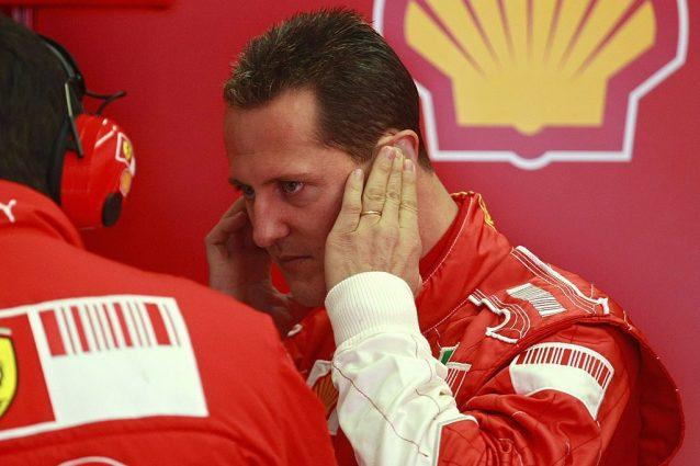 Michael Schumacher, l'incidente l'ha reso irriconoscibile