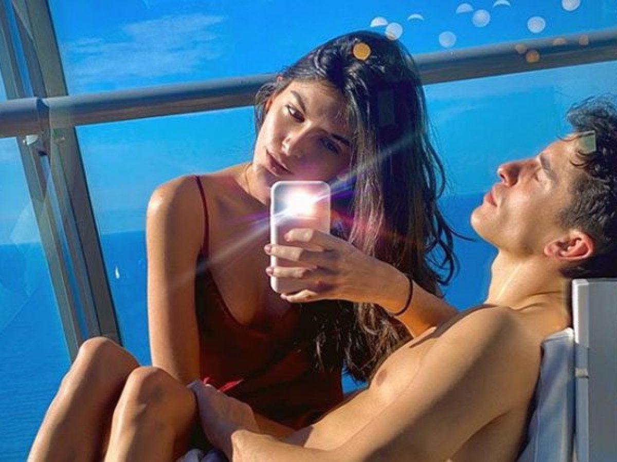 Marc Marquez recupera con la fidanzata Lucia Rivera Romero