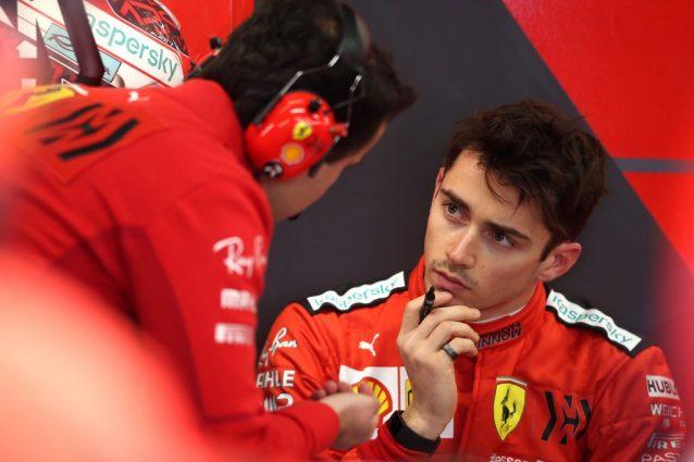 """Test Barcellona, Leclerc fuori dai dieci con la Ferrari: """"È"""