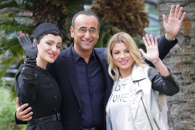 """""""Carlo Conti prenderà 500 mila euro, secretati i cachet di Emma e Arisa"""""""