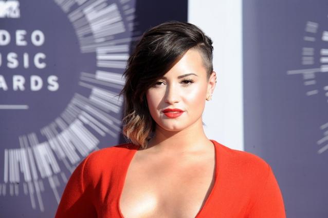 Demi Lovato ricoverata d'urgenza per un'infezione polmonare