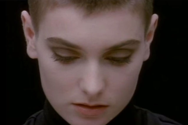 "Sinead O'Connor rinnega la sua hit: ""Non canterò più Nothing Compares 2 U"""