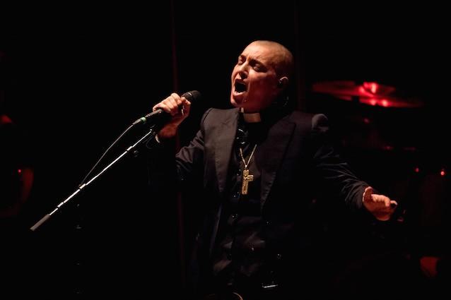 Sinead O'Connor in concerto a Toronto (LaPresse)