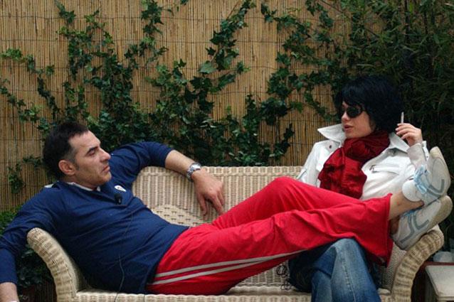 """Baccini si sfoga: """"Ho 25 anni di carriera ma parlano solo del gossip con Dolcenera"""""""