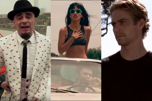 Video più visti su Youtube nel 2015: J-Ax e Khalifa con la canzone dedicata a Paul Walker