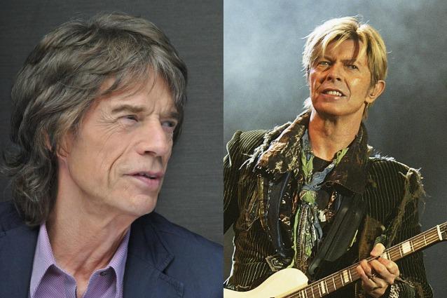 """Mick Jagger ricorda l'amicizia con David Bowie: """"Abbiamo condiviso così tanto"""""""