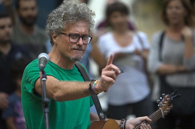 Niccolò Fabi (LaPresse)