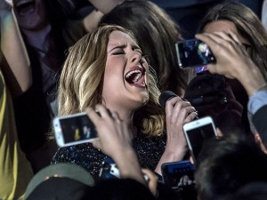 Adele all'Arena di Verona (Getty Images)