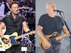 Bruce Springsteen e David Gilmour tra gli headliner del Postpay Sound Rock In Roma
