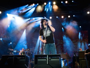 Adam Duritz dei Counting Crows (Getty Images)