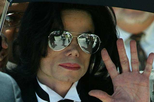 Michael Jackson morte.