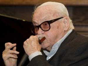 Toots Thielemans (Getty Images)
