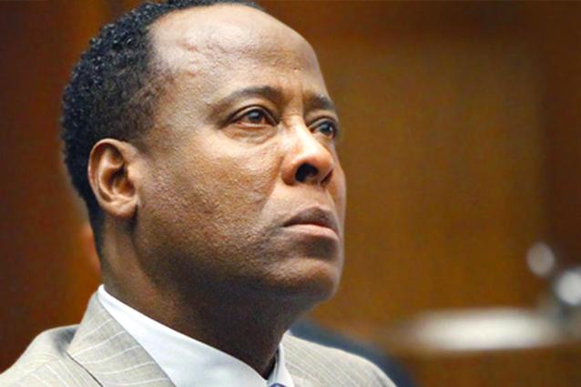 """Conrad Murray: """"Io, capro espiatorio per la morte di Michael Jackson"""""""