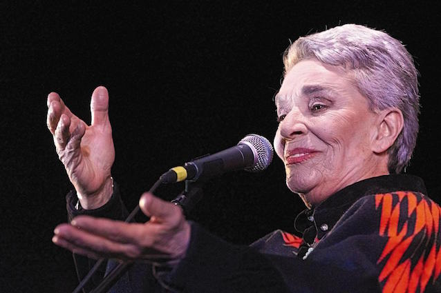 Chavela Vargas (Getty Images)
