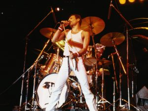 Freddie Mercury (Fox Photos/Hulton Archive/Getty Images)
