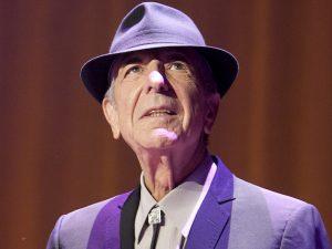 Leonard Cohen (Mike Lawrie/Getty Images)