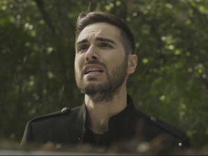 """Antonio Maggio nel video di """"Amore pop"""""""