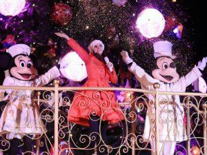 Laura Pausini a Disneyland Paris